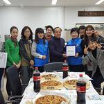 광주시공무원노동조합, 찾아가는 간식타임 긴 여정 성공적 마무리