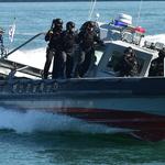 여객선 테러 대응… 실전 같은 훈련