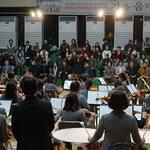 여주 창명여중 오케스트라, 주민 초청  가을음악회 펼쳐