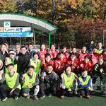 의왕시의회 의장배 체육대회…축구·배드민턴·탁구 3개 종목 900여 명 참가