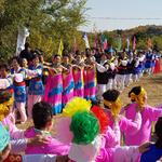 신명나는  가락  춤사위  얼쑤~  우린  한 민족