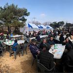 파주 통일촌마을, '제1회 통일촌과 함께하는 장단 DMZ 가든파티' 성료