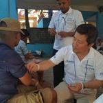 해외 의료복지사각지대서 '사랑 나눔' 포스코건설, 방글라데시서 봉사활동