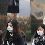 시험 중에도 마스크 허용, '질 나쁜 공기' 속 수험생 지키기