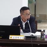 오진택 도의회 건교위의원, 행감서 화성시 도로건설 상황 질의