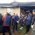 포천시 선단동 주민자치위원회, 사랑의 연탄 나눔 행사