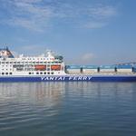 평택·당진항, 한·중 카페리 '신조선 선박' 투입