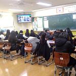 민주평통 부천시협, 부천여중 전교생에 청소년 통일교육