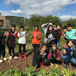 가평미원초-경기농식품유통원, 2018학년도 스쿨에코팜 진행