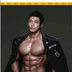 부천오정서 박성용 경사, '전국 몸짱 경찰관 달력' 판매 수익금 기부