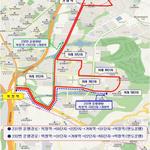 성남 위례신도시 오가는 2개 순환버스 26일 개통 광역노선은 내년초 운행