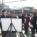 구리시의회,  주요 사업장 6곳 현장확인