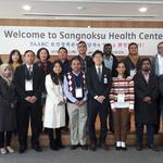 안산 상록수보건소, 남아시아연합 보건 담당자에 한국 공중보건 안내