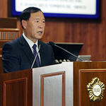 """김성기 가평군수, """"모두가 잘사는 복지가평으로"""""""