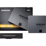 삼성전자, 저장용량 늘린 '테라바이트급 4비트 SSD' 업계 최초 출시