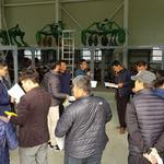 이천농기센터, 포도반원 등 40여명에 작목별 안전관리 사업 평가회