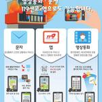 의정부소방서, 문자·영상통화 등 '119다매체 신고서비스' 홍보