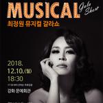 강화문예회관서 오는 10일  최정원 뮤지컬 갈라쇼
