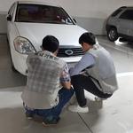 하남시-경찰서 체납차량  번호판 합동 영치 활동