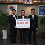 NH농협 강화지부, 어려운 이웃 위한 지원금 1000만 원 쾌척