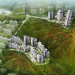 포스코건설, '판교 더샵 포레스트' 14일 견본주택 오픈