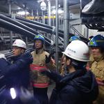 과천소방서, 신양재과천간 지하전력구 안전컨설팅