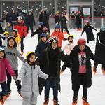 스케이트 '씽씽' 반갑다 추위야!