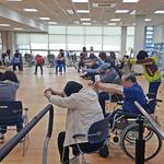 부천시 보건소, 신체장애인 대상 하루 3회씩 '재활운동실' 운영