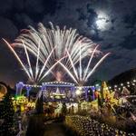 하늘엔 불꽃, 지상엔 별빛… 에버랜드서 22일부터 3일간 크리스마스 이벤트가 팡팡