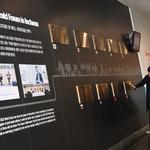 대통령·OECD 포럼 참석자 송도 '세계명사의 월' 메시지