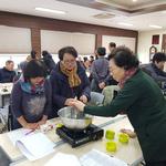 이천농기센터, 로얄젤리 등 '양봉산물 활용 비누만들기 체험'