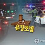 '윤창호법' 시행 첫날부터… 인천서 음주 사망사고 낸 50대 첫 적용 사례