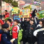 이토록 뜨거운 초등학교 회장선거 열기