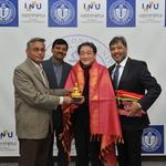 인천대-인도 안드라프라데시 주립대학 ANU 상호발전 업무협약