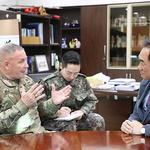 정장선 평택시장, 미8군 사령관과 한미 협력 강화 방안 모색