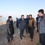 서철모 화성시장, '어촌뉴딜 300사업' 주요 계획 현장 점검