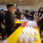 """타이완식 샌드위치 """"류이젠"""" 명동 롯데백화점 본점 입점 성공"""