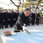 조광한 남양주시장, 다산묘역 등 참배 2019년 업무 돌입