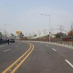 김포시 통진중·고교 통과도로 일부 구간 개통