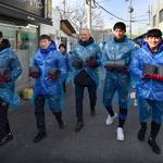 인천Utd 시즌 첫발, 연탄 들고 나눔 플레이