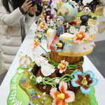 세계 평화 염원 담은 케이크