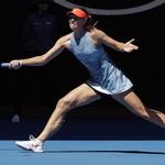 호주오픈 테니스 첫날부터 이변 속출… 샤라포바는 63분 만에 2회전 진출 확정