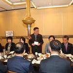 구리시의회, 주민자치협의회 임원들과 간담회 개최