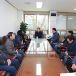 서울우유 연천군 낙농축산계 회원들 설맞이 어려운 가정에 멸균우유 기탁