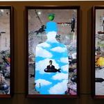 '예술·VR' 만나 펼쳐진 작품 세계