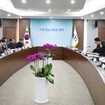 평택시 도의원 초청 간담회서 '액체수소 기지 건설' 등 현안 논의