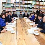 김상호 하남시장, 박원순 서울시장 만나 교통 개선 위한 협조 요청