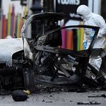 '유혈분쟁' 北아일랜드서 차량폭탄 터져