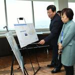 조정아 구리부시장, 주요 사업장 및 시설 운영 현황 점검