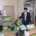 최용덕 동두천시장, 여성 권익관련 사회복지시설 방문